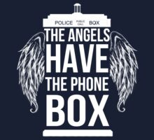 Doctor Who - The Angels Have The Phonebox by LovelyOwls