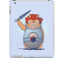 Totor-o iPad Case/Skin