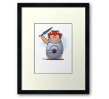 Totor-o Framed Print