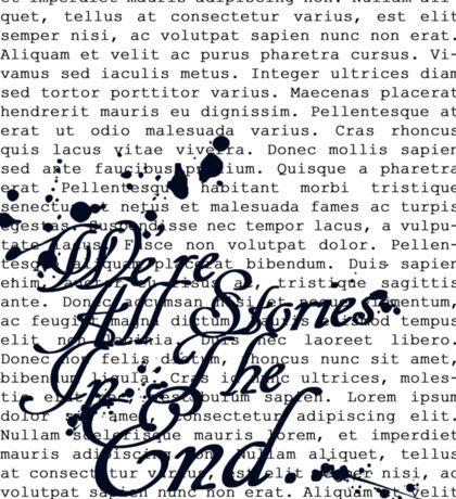 We're All Stories Sticker
