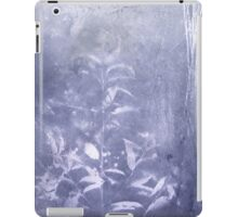 periwinkle blue rush iPad Case/Skin