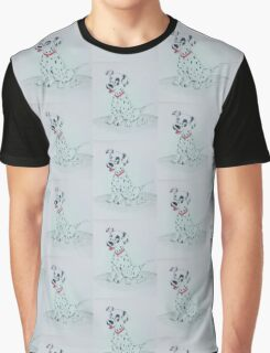 Dalmation Puppy  Graphic T-Shirt