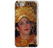 Balinese Dancer iPhone Case/Skin