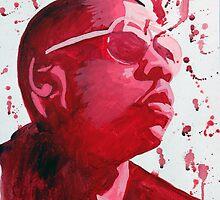 Jay Z by Michael John