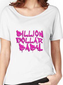 2NE1 Billion Dollar Baby Women's Relaxed Fit T-Shirt
