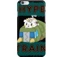 Pokemon hype train iPhone Case/Skin