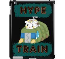 Pokemon hype train iPad Case/Skin