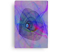 cosmic turn Canvas Print