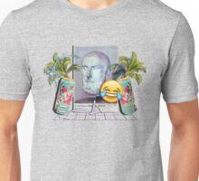 Vaporwave Death from Memes Unisex T-Shirt