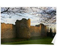 Autumn on the East Walls Poster