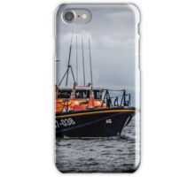 Fleetwood Lifeboat iPhone Case/Skin