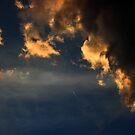 Small Plane, Big Sky by vampyre-prince