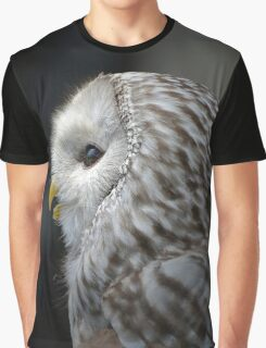 Wise Old Owl Graphic T-Shirt