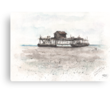 Trails - Bintan Island, Indonesia Canvas Print