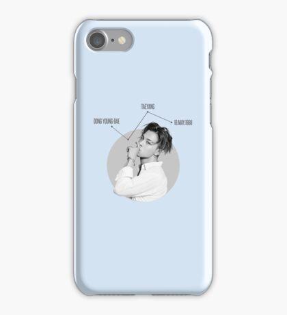Pastel Taeyang iPhone Case/Skin