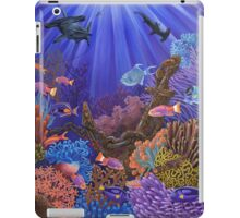 Underwater coral reef iPad Case/Skin
