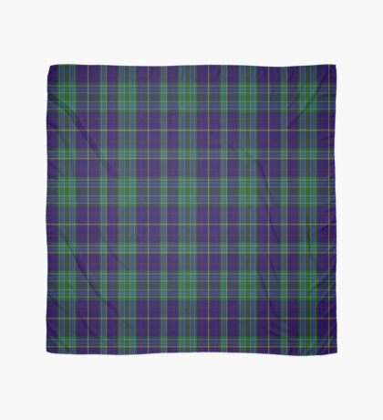 01327 United Services Planning Association Tartan Scarf