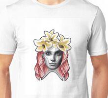 Femme Botanica - Silent Unisex T-Shirt
