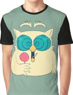 Mr. Owl Graphic T-Shirt