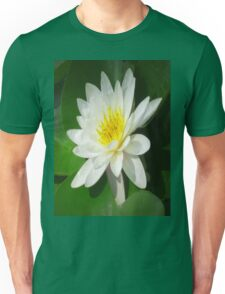 Water Lilly   Unisex T-Shirt