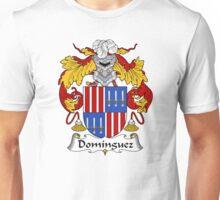 Dominguez Coat of Arms/ Dominguez Family Crest Unisex T-Shirt