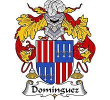 Dominguez Coat of Arms/ Dominguez Family Crest Photographic Print