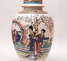Japanese vase by arnau2098