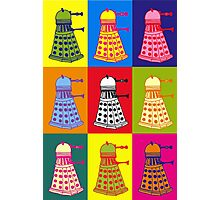 Andy Warhol Daleks Photographic Print