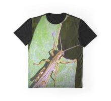 Grass Hopper  Graphic T-Shirt