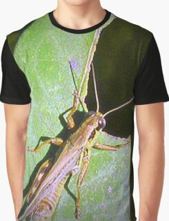 Grass Hopper  Graphic T-Shirt