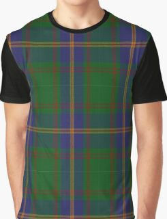 01317 US Marine Corps Military Tartan  Graphic T-Shirt