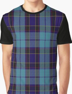 01316 US Air Force Reserve Pipe Band Tartan  Graphic T-Shirt