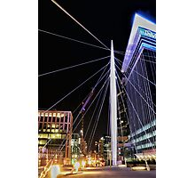Denver After Dark #2 Photographic Print