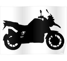 BMW R1200GS Poster