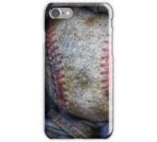 """Ball and Mitt"" iPhone Case/Skin"