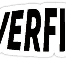 Silverfield Logo Sticker
