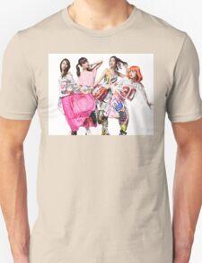 Scandal Yoake No Ryuuseigun Unisex T-Shirt