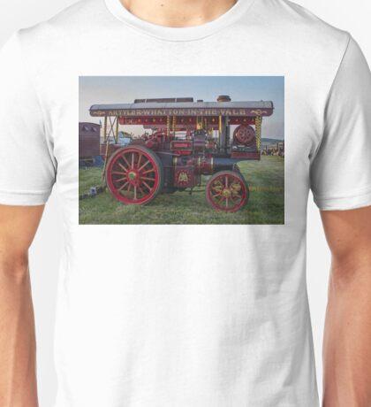 Showmans Traction Engine Unisex T-Shirt