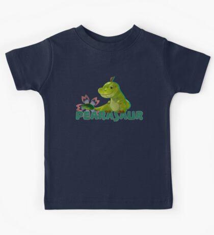Dino fruit Kids Tee