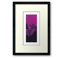 """Pink No. 1"" Framed Print"