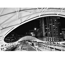Union Station #1 (black and white) Photographic Print