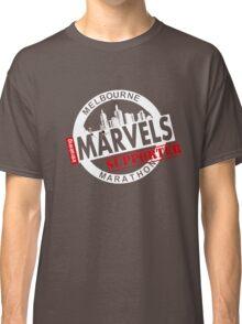 Melbourne Marvel Supporters Range white  Classic T-Shirt