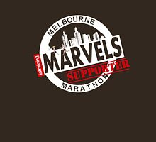 Melbourne Marvel Supporters Range white  Unisex T-Shirt