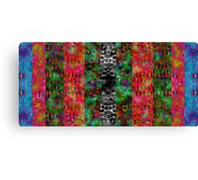 Field of Psychedelic Nightmares Canvas Print
