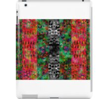 Field of Psychedelic Nightmares iPad Case/Skin