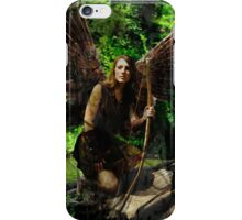 The Huntress Fairy iPhone Case/Skin