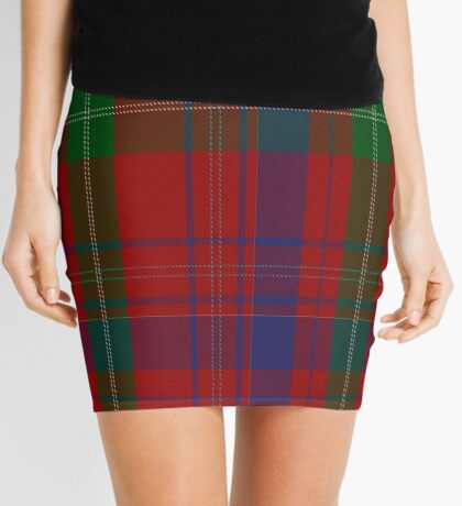 01304 Duke of Boston Fashion Tartan  Mini Skirt