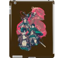 Advancing Giants iPad Case/Skin