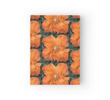Dancing Poppy Hardcover Journal
