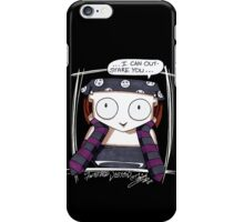 Staring Contest iPhone Case/Skin